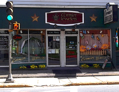 Cormier Jeweler's Store Front