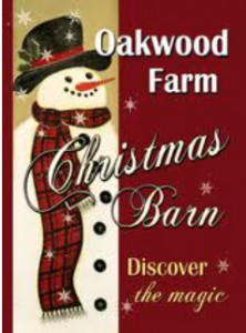 Oakwood Farm Christmas Barn