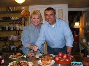 The Red Maple Inn & George Hirsch Celebrity Chef